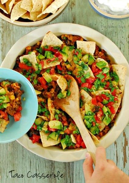 Mexican Casserole Recipes