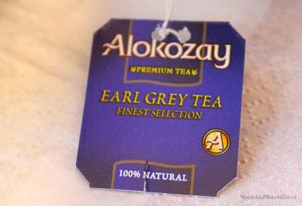 ladies tea party alokozay tea