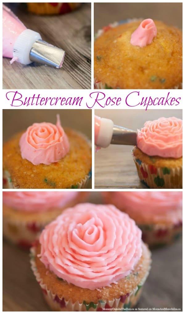 Buttercream Roses Tutorial