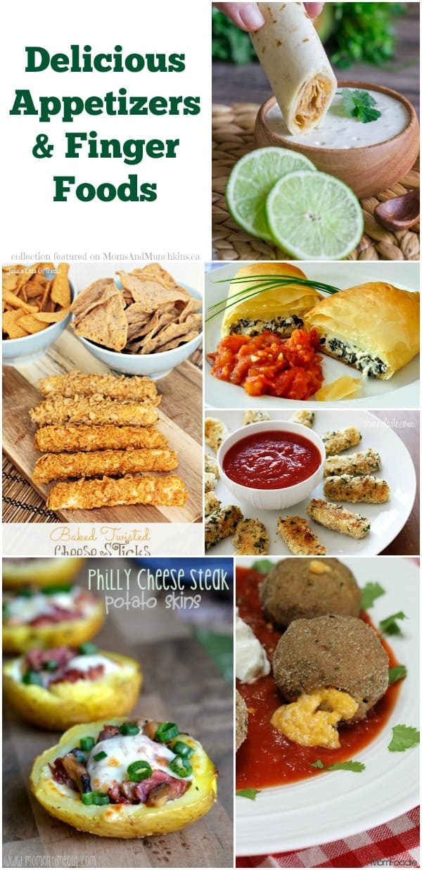 Delicious Appetizers