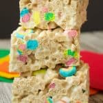 Lucky Charms Marshmallow Treats Recipe