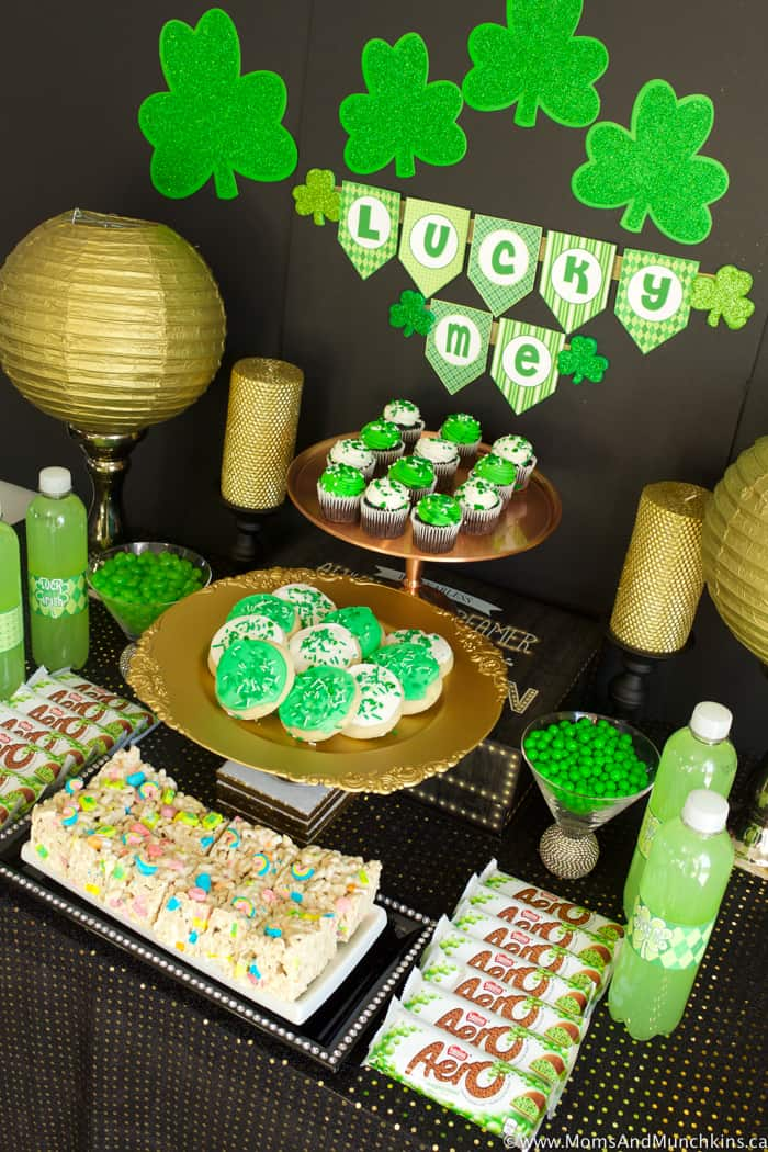 St. Patrick's Day For Kids Party Ideas