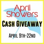 April Cash Giveaway