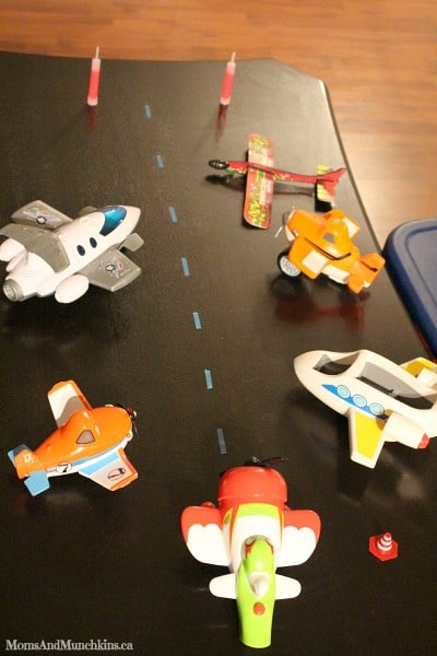 Airplane Play For Kids