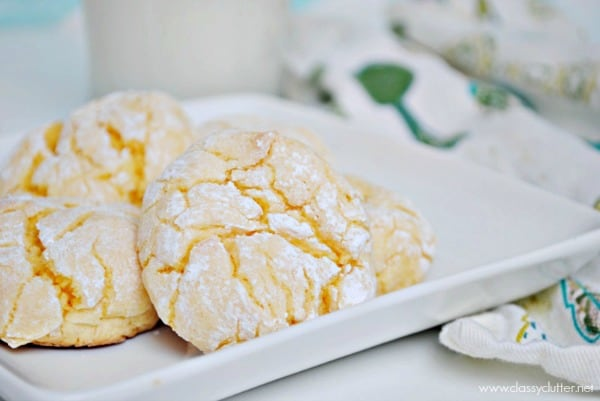 Cookies from Cake Mix