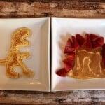 Dinosaur & Volcano Pancakes