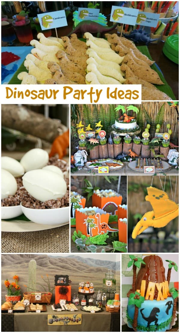 Dinosaur Party Ideas