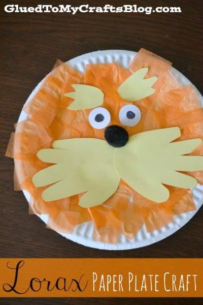 Dr. Seuss Crafts