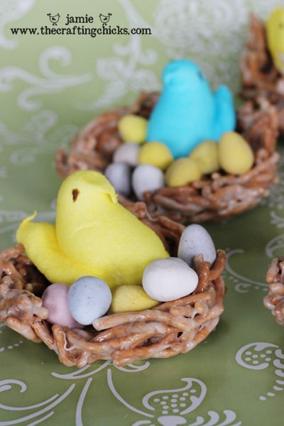 Peeps Desserts
