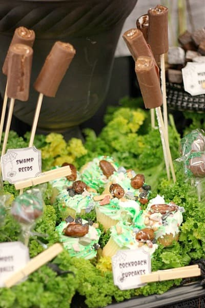 Swamp Birthday Party Ideas Moms Amp Munchkins