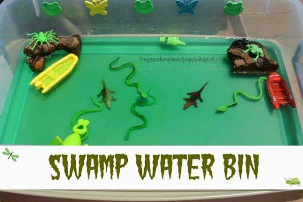 Swamp Games