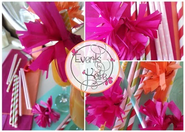 Tissue Paper Toppers