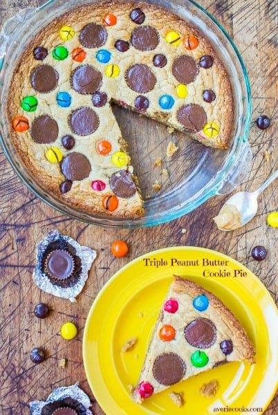 Cookie Pie Recipes