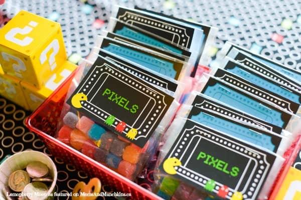 Arcade Birthday
