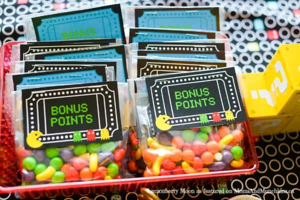 Arcade Birthday Party - Making Yours Stand Out!