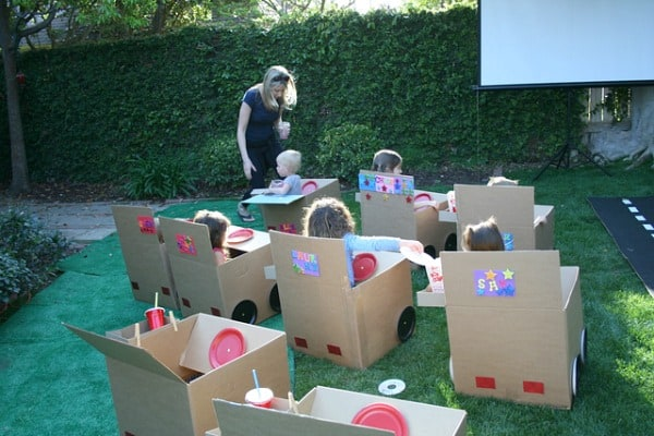 Movie Party Ideas Perfect For A Drive In At Home
