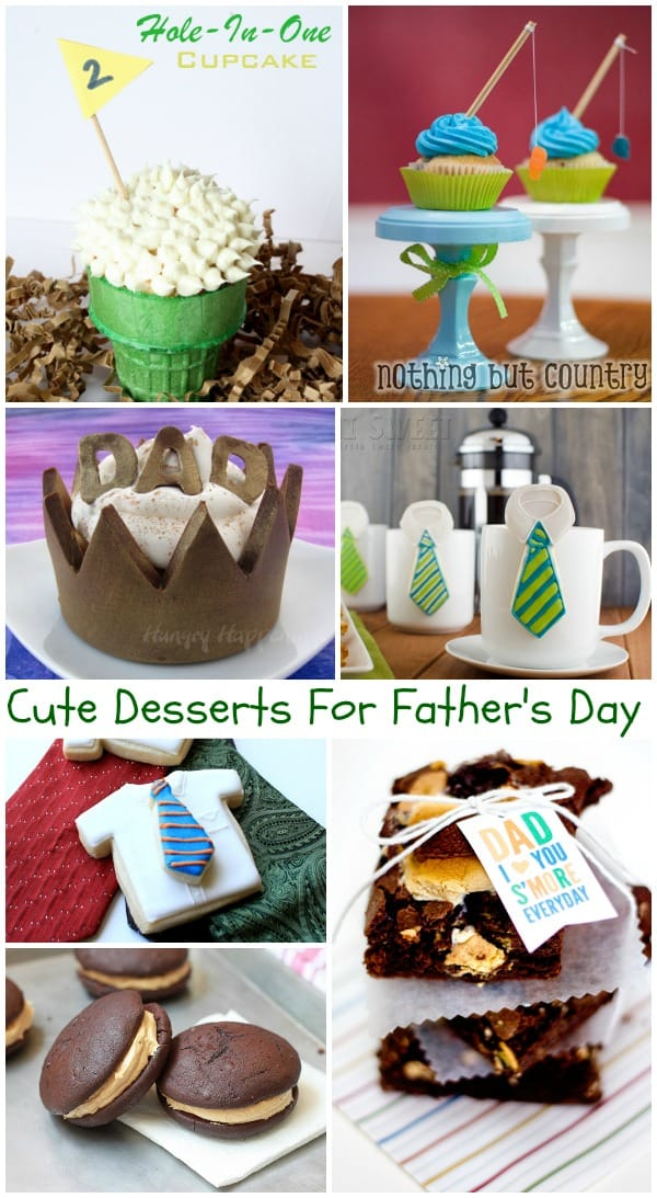 Father's Day Ideas (Food, Parties, Gifts & More)