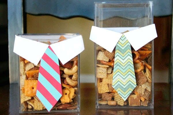 Father's Day Party & Free Printables - Moms & Munchkins