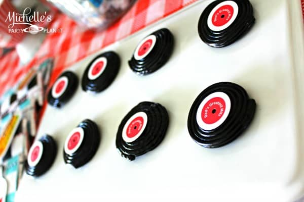 Retro Diner Party For Father S Day Moms Amp Munchkins