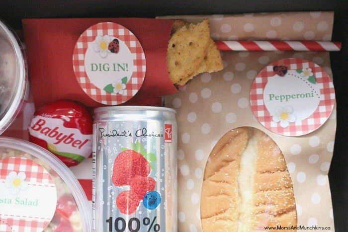 Picnic Party Ideas