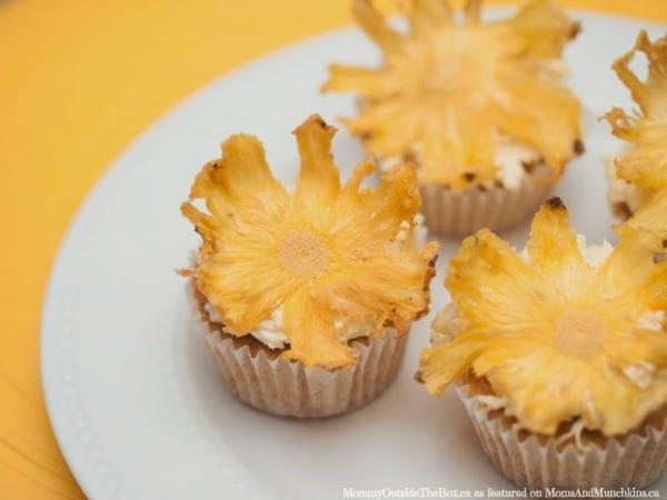 Pineapple Flower