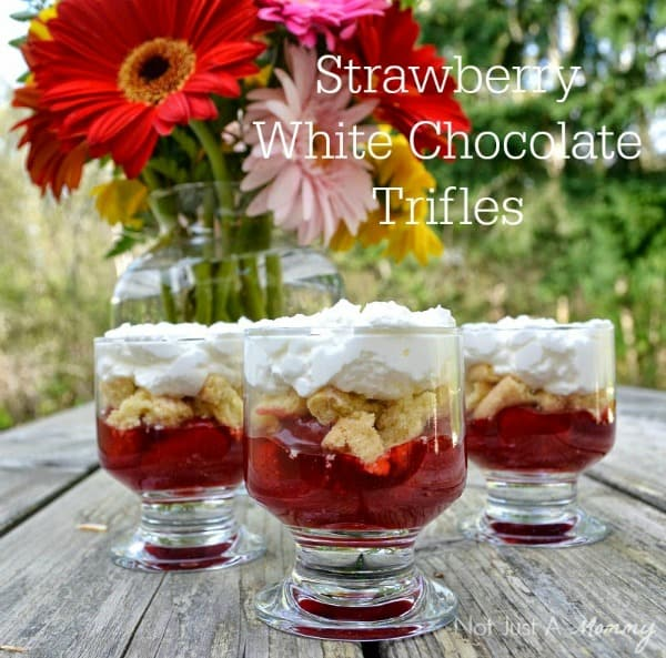 Strawberry Trifles