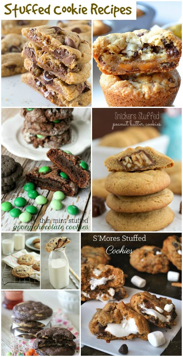 Stuffed Cookies