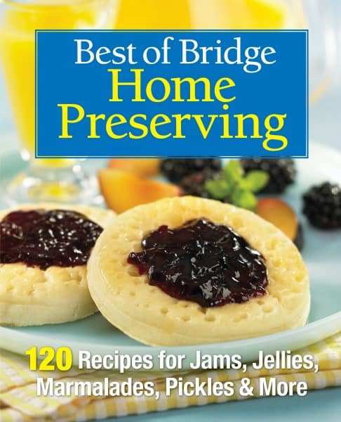 Preserving Cookbook & Tips