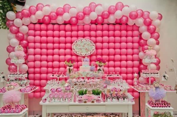 Ballerina Birthday Ideas