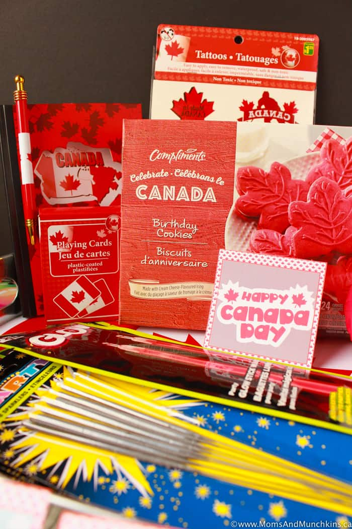 Canada Day Party Treats