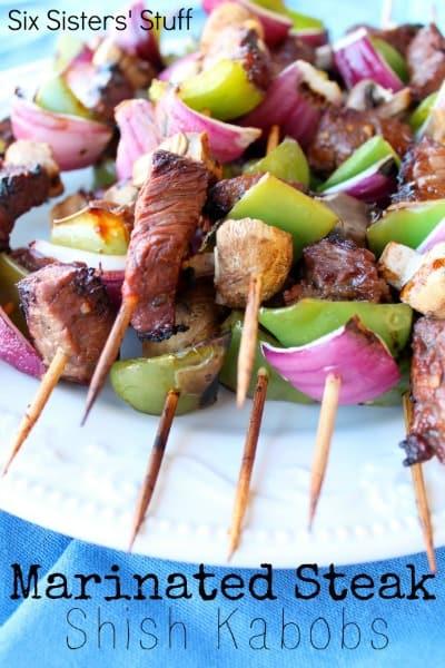 Kabob Recipes