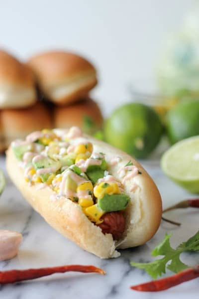 Hot Dog Recipes