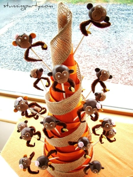 Monkey Party Food Ideas