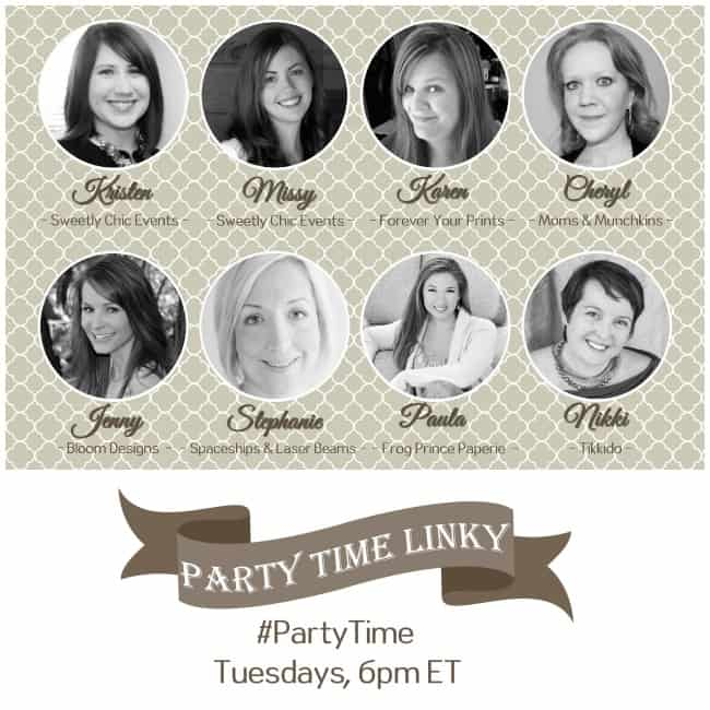 Party Time Linky Logo