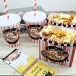 Pizza Popcorn Snack Mix