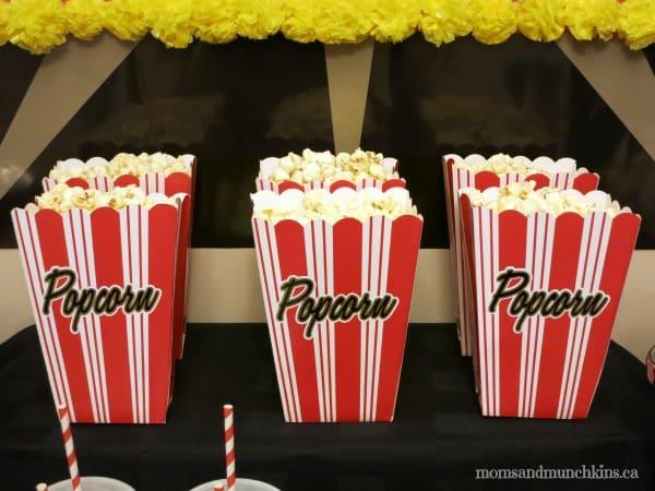 Actor's Academy Birthday
