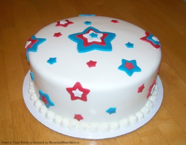 How To Cover A Cake With Fondant Tutorial