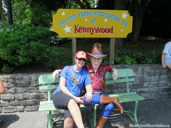 Kennywood Amusement Park