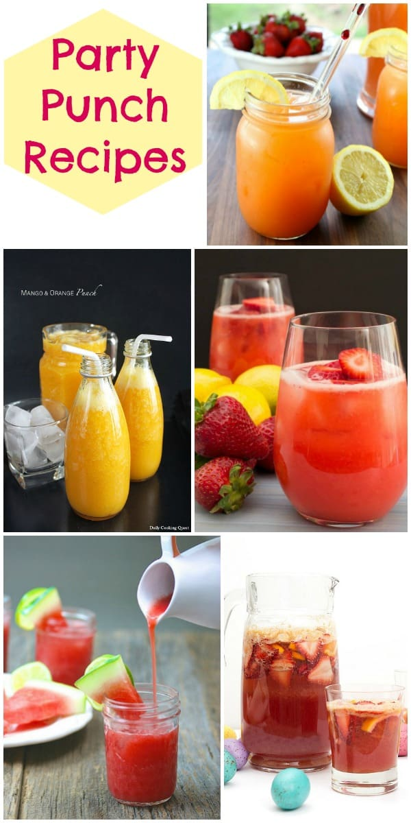 Party Punch Recipes