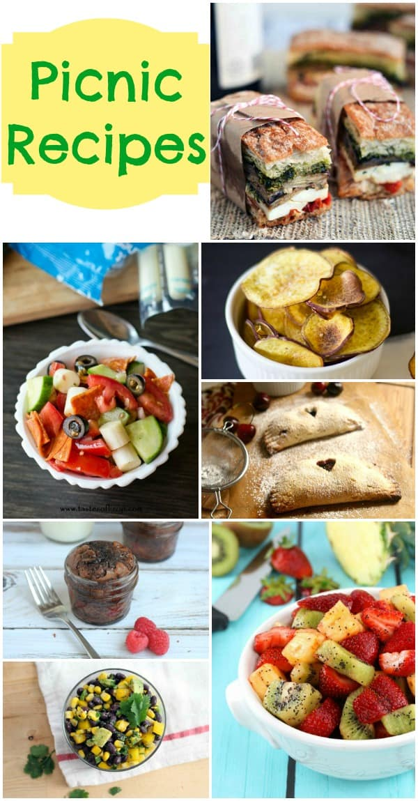 Picnic recipes summer collection moms munchkins picnic recipes dessert ideas forumfinder Choice Image