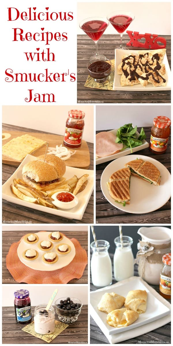 Recipes with Jam