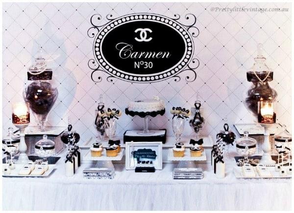 Chanel No.30 Party