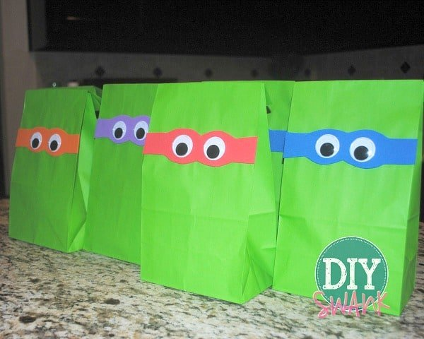 Ninja Turtle Party Ideas