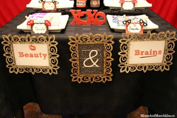 Beauty & Brains Back To School Party