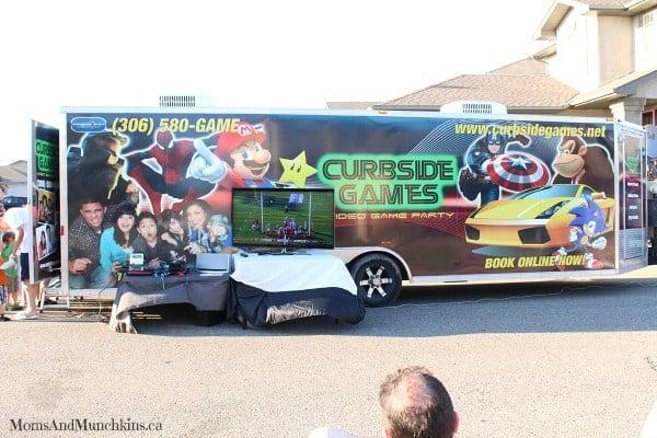 Curbside Games Regina