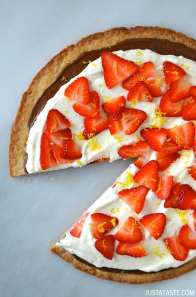Dessert Pizza Recipes