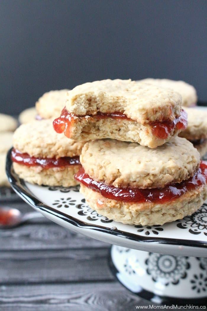 Jam Jam Cookies Recipe