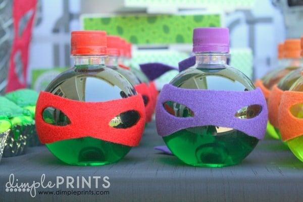 Ninja Turtle Party Ideas