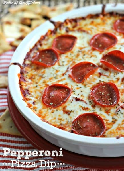 Pizza Appetizers