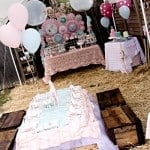 Shabby Chic Party Inspiration